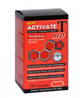 Fusion Diet Systems Active T Red - 120 Capsules