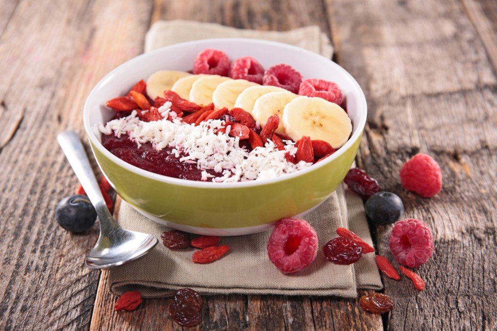 Super-Charged Smoothie Bowl
