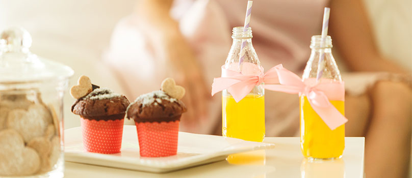 Muffins-and-Juice