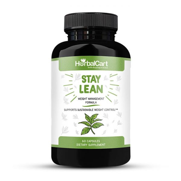 Stay Lean - Best Pills Supplement for Weight Loss