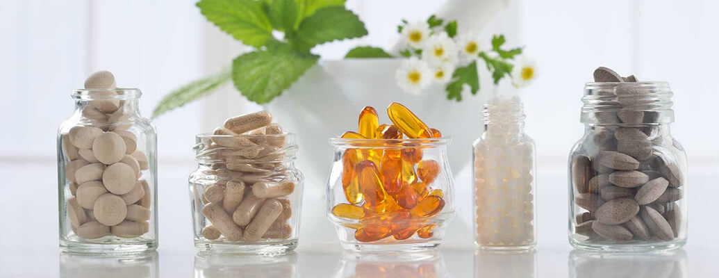 Take Natural Weight Loss Supplements