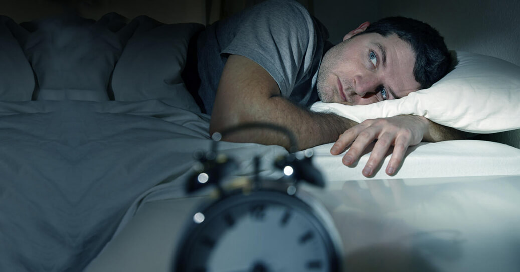 How To Deal With Insomnia Naturally