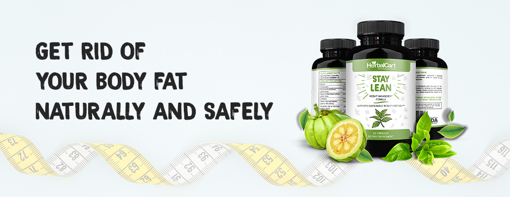 Stay Lean: Natural Way To Shed Extra Fat