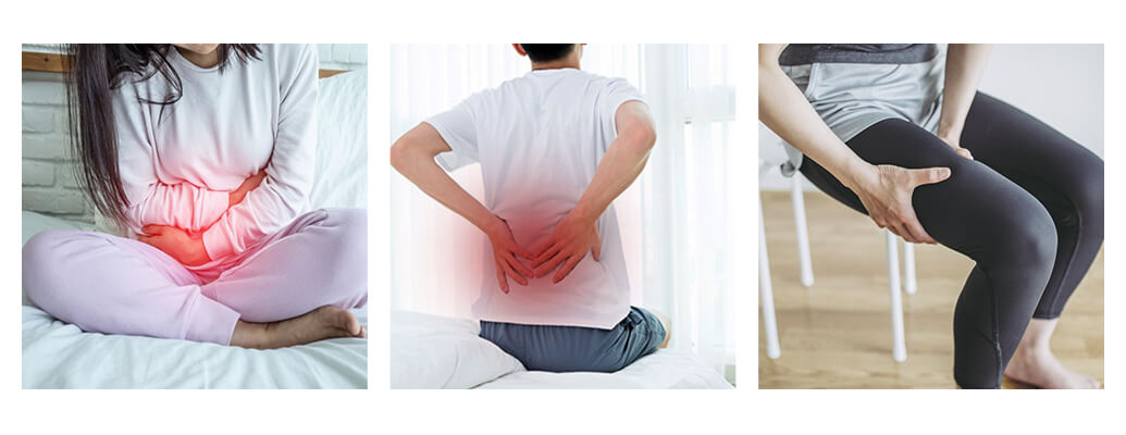 Symptoms of SI Joint Pain