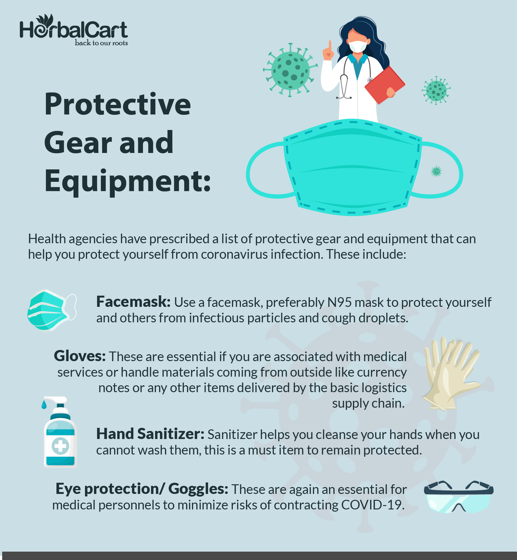 Protective Gear and Equipment